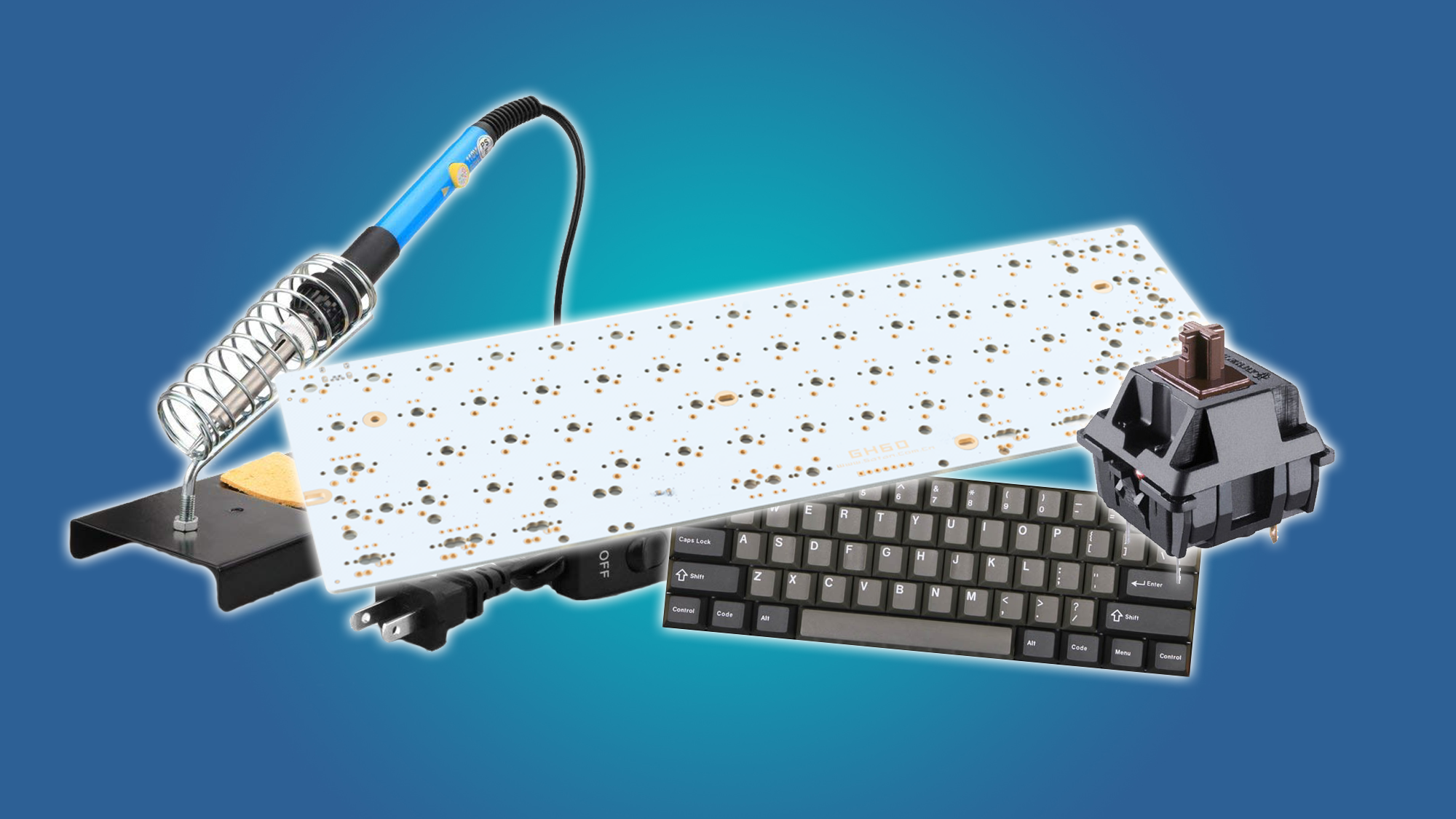Alles, was Sie brauchen, um mechanische Tastaturen