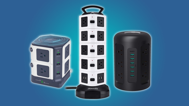 The Best Charging Towers For All Your Multi-Device Charging Needs