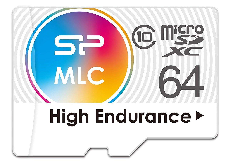 microsd, silicon power, dash cam, camera card, storage card,