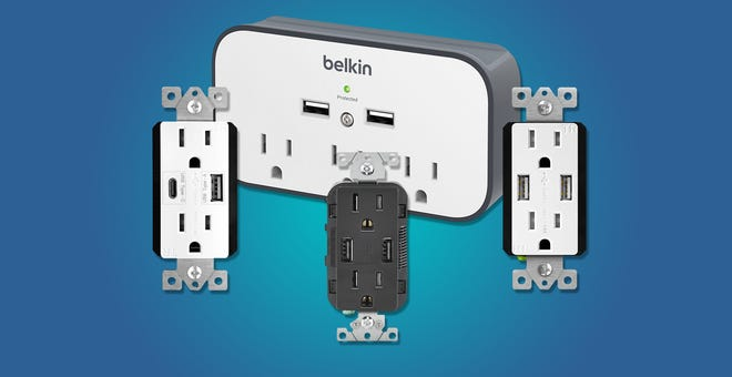 The Best Wall Outlets With USB Ports
