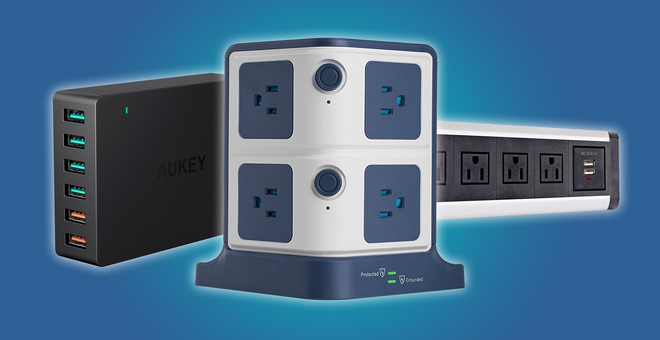 The Best Power And USB Chargers For Your Desk