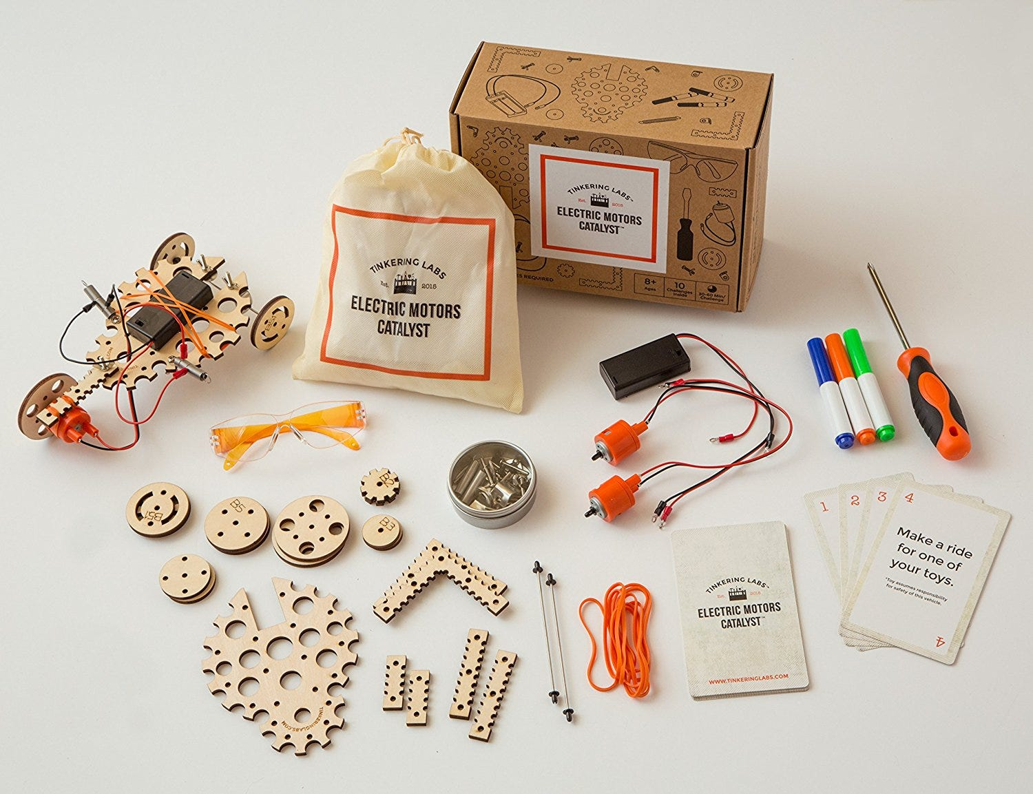The Best Electronics Kits For Kids Of All Ages Review Geek Handson Squishy Circuit Electricity Circuits Kit Young Builders Tinkering Labs Electric Motors Catalyst Stem 59