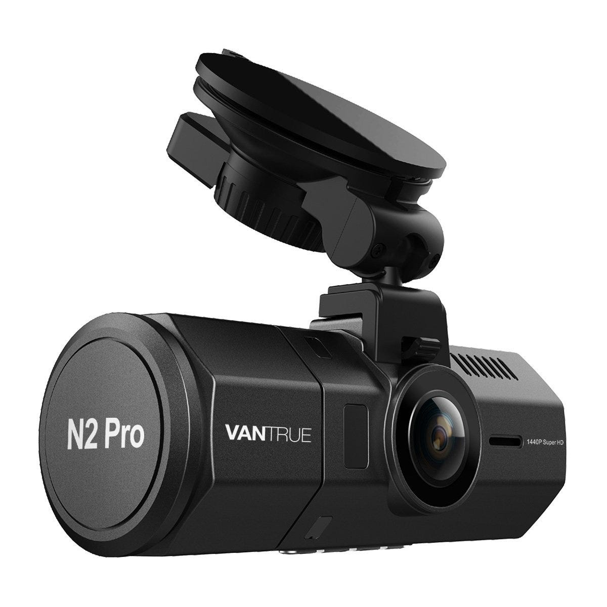 vantrue, n2 pro, dash cam, uber, lyft, interior, car camera,