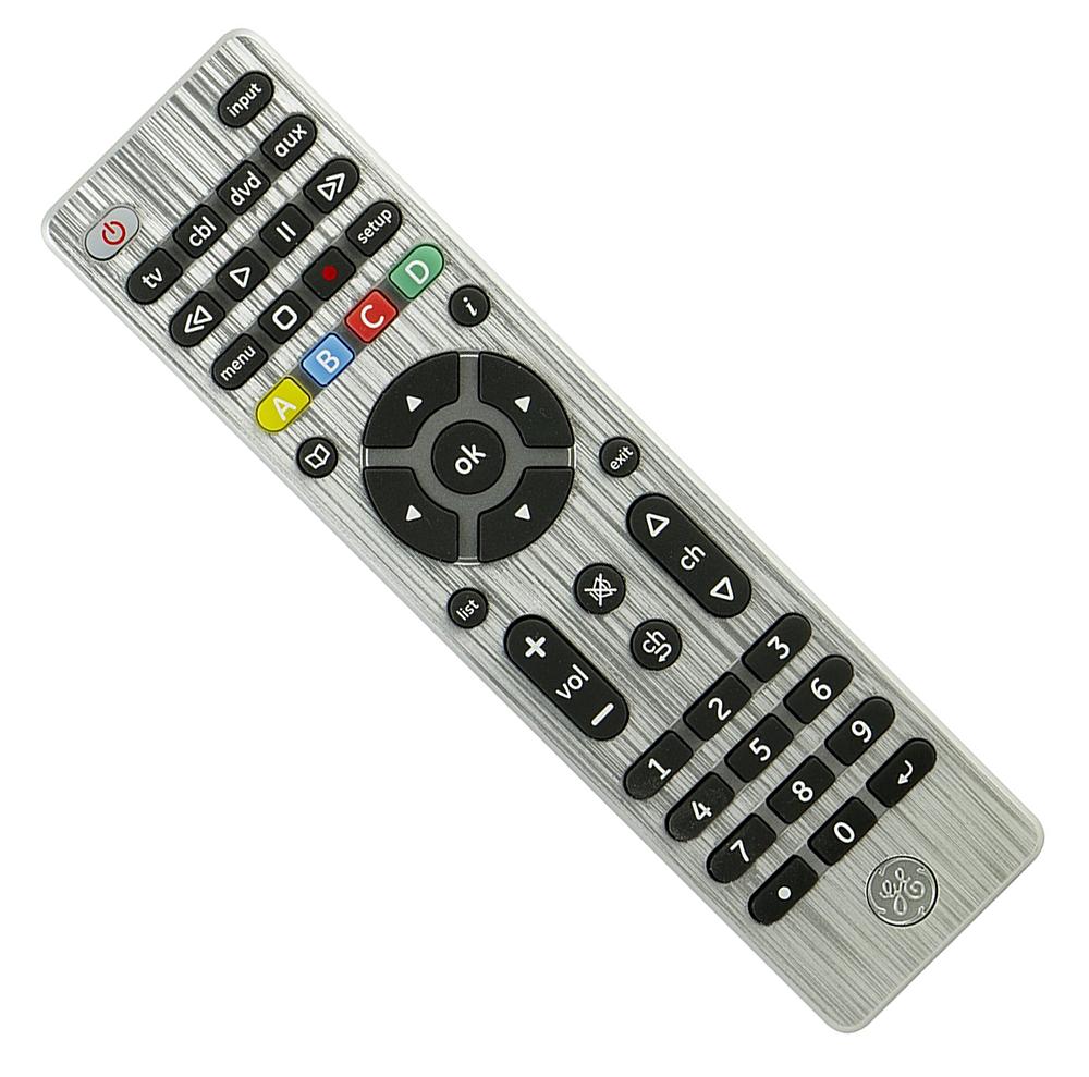 ge, universal remote, ge remote, remote, 33709