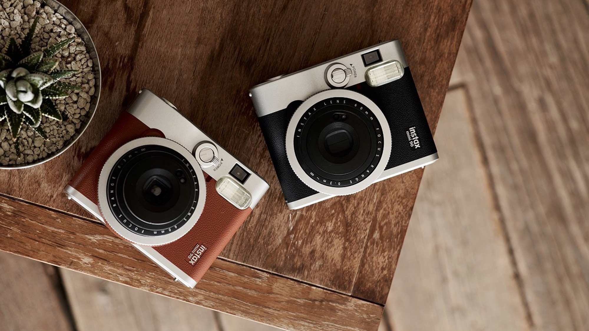 a6c250a3a76 Remember instant cameras and film  Owning a Polaroid camera was the coolest  thing possible back in the day before camera phones. Instant film is back  in a ...