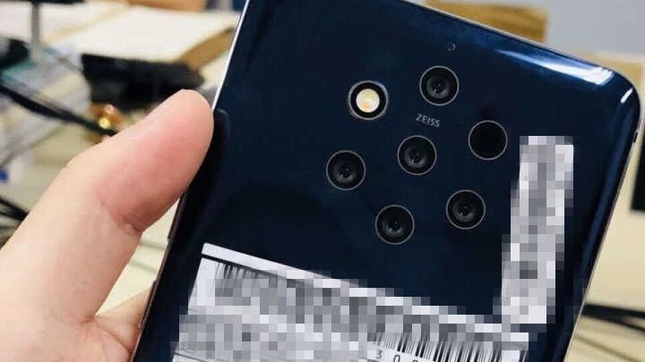 Nokia Has (Allegedly) Put Entirely Too Many Cameras On This Unreleased Phone