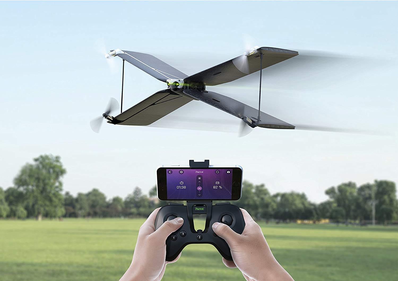 parrot, swing, drone, kids, for kids, wing, foam,
