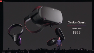 The Oculus Quest Is a Standalone, 6 Degree-of-Freedom VR Headset Coming Next Spring For $399