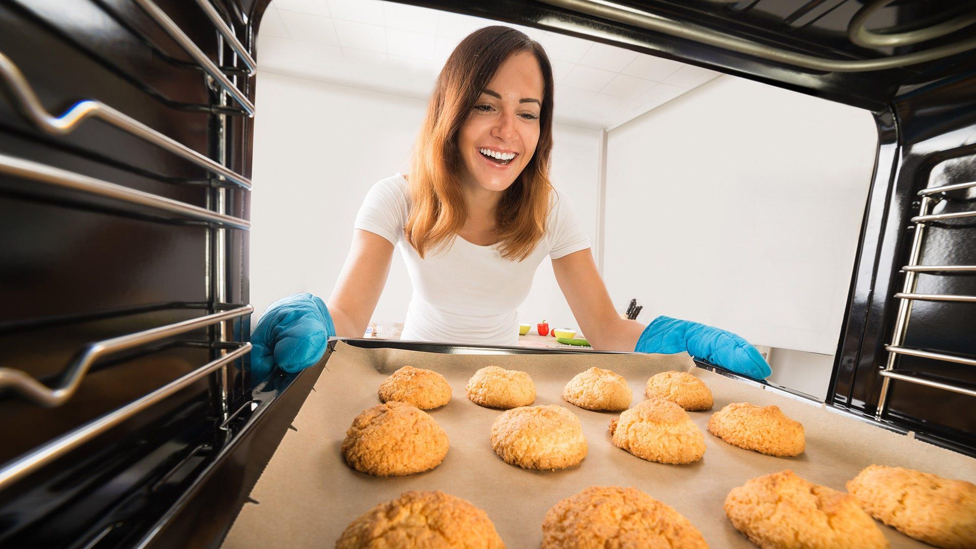 Alles, was Sie brauchen, um köstliche Kuchen, Kekse und mehr zu backen
