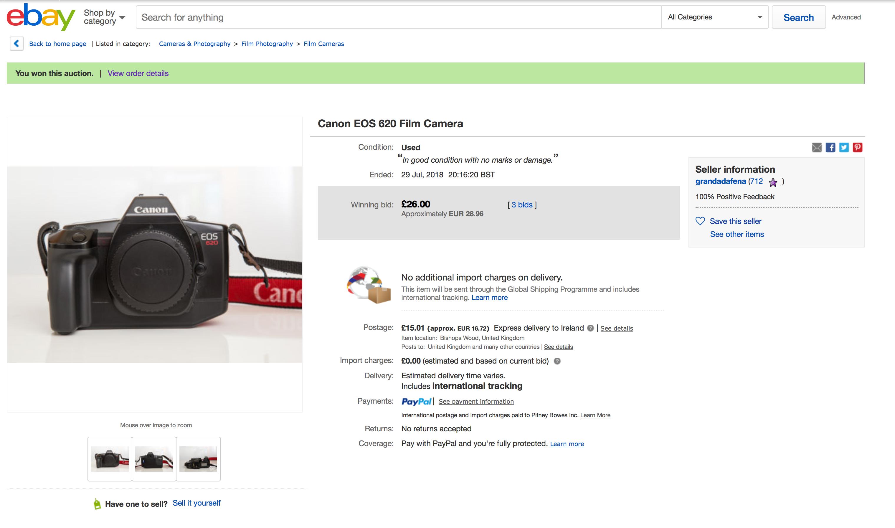 Fotoausrüstung als Geschenk zu kaufen ist eine schreckliche Idee, hier ist was zu tun ist