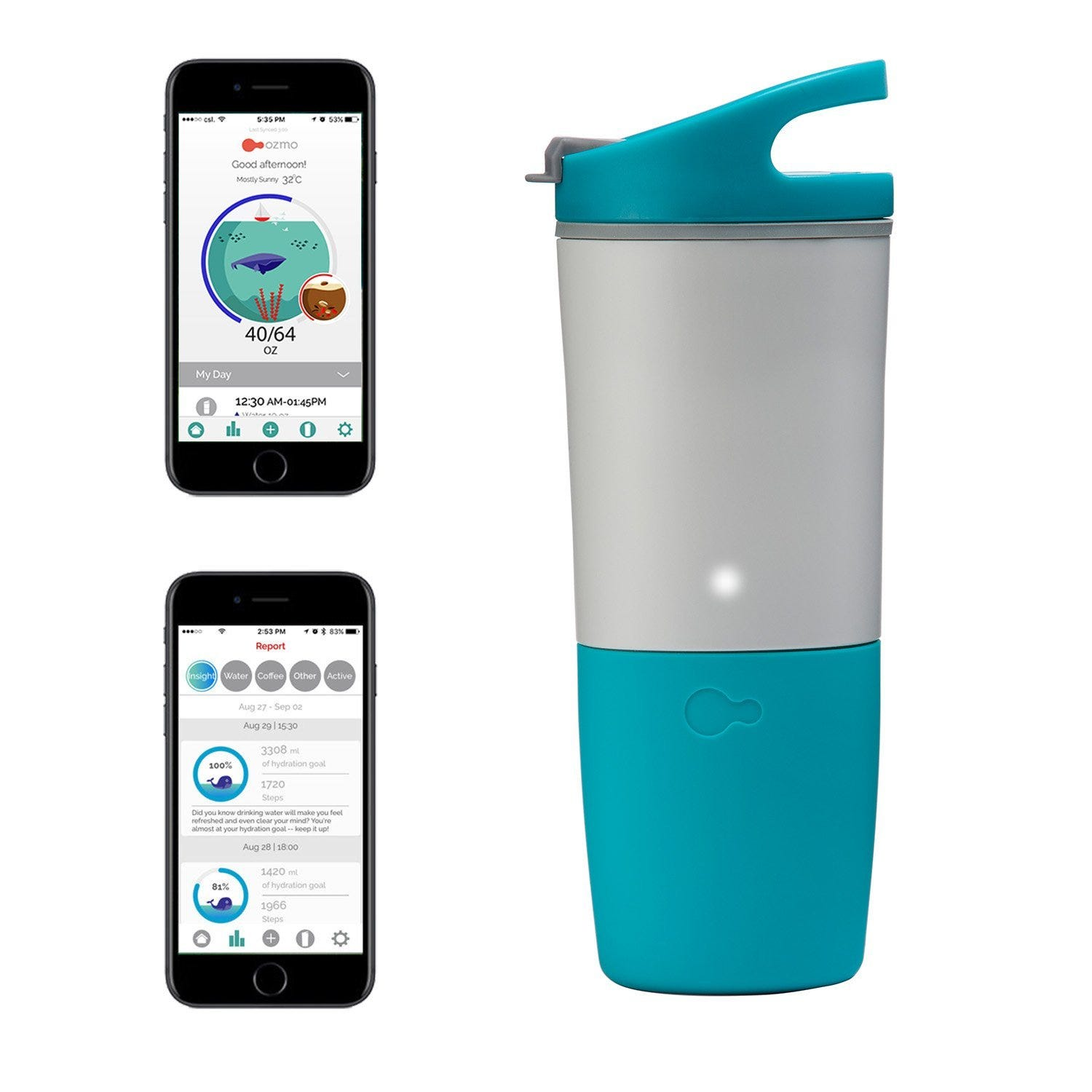 The Best Smart Water Bottles To Keep You Hydrated Review Geek