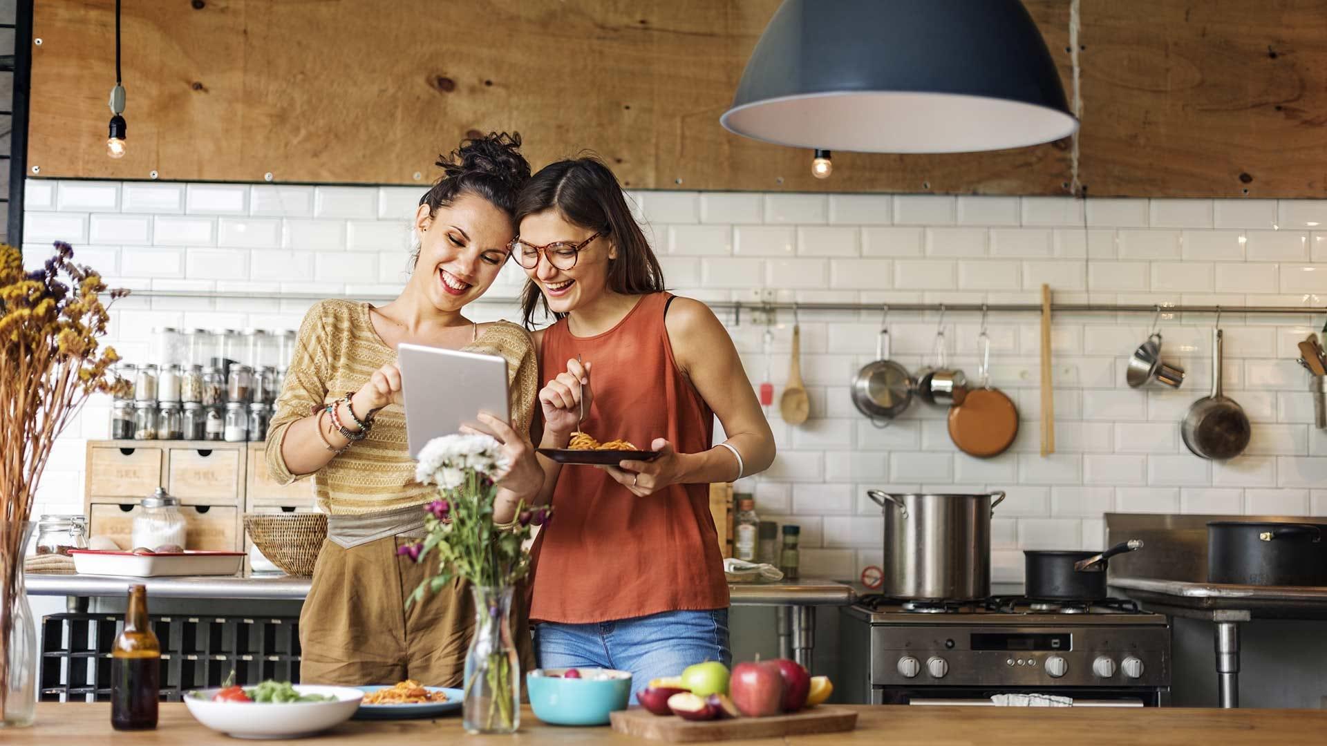 Die besten Rezept-Apps für leckere Mahlzeiten