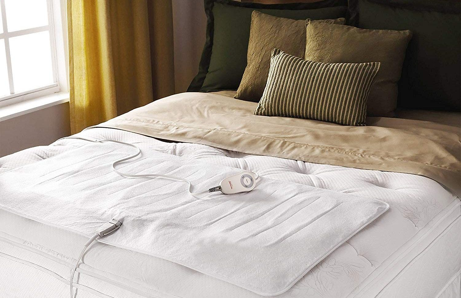 The Best Electric Blankets And Heated Mattress Pads Review Geek