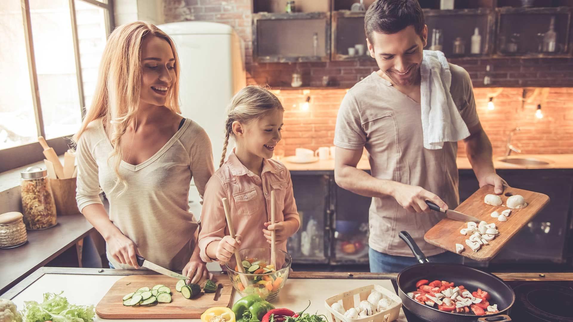Alles, was Sie brauchen, um zu beginnen Kochen zu Hause