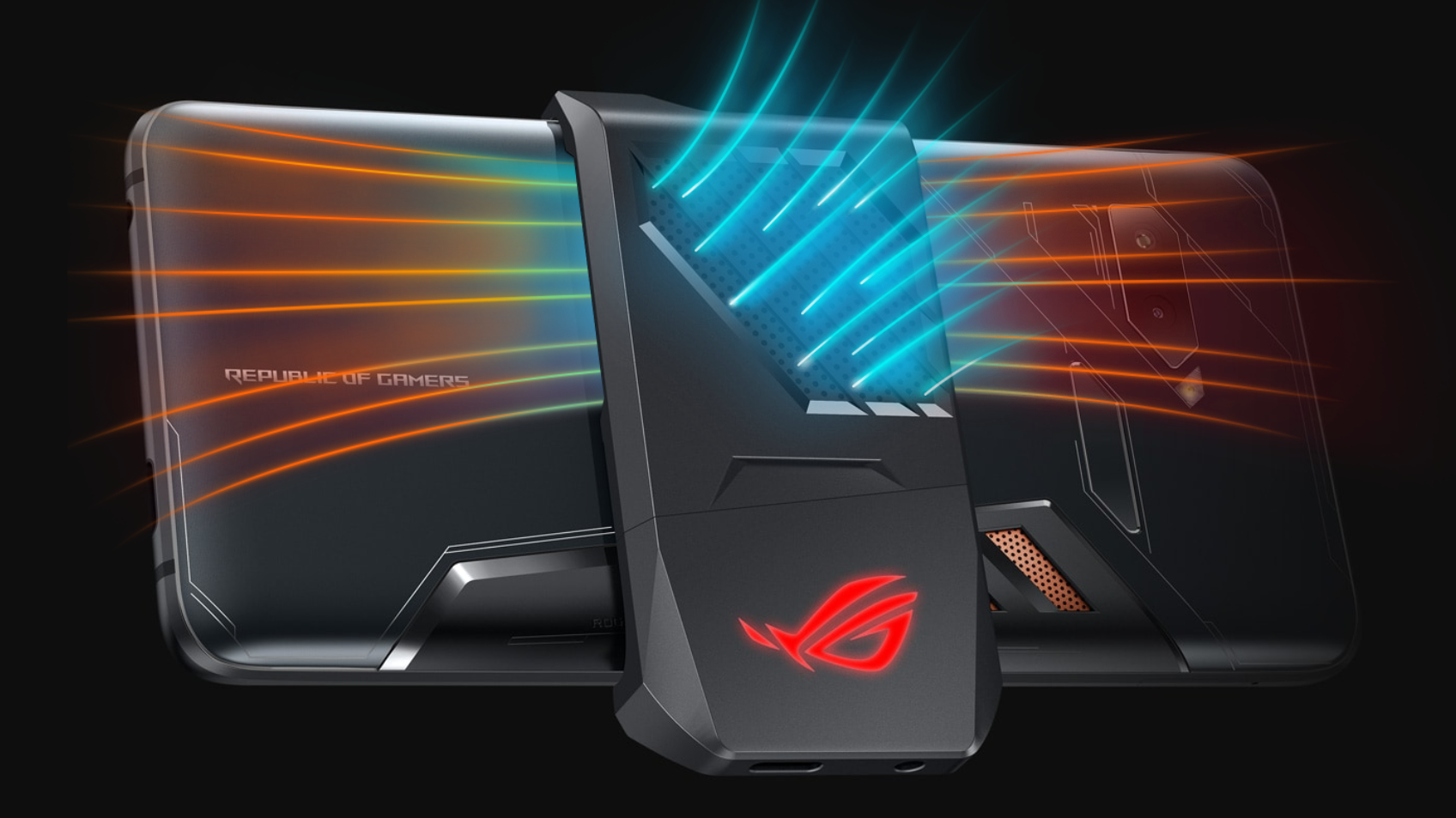 asus, rog phone, gaming, mobile gaming, dock, accessory