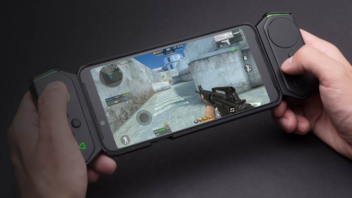 xiaomi, gaming phone, controller, black shark,