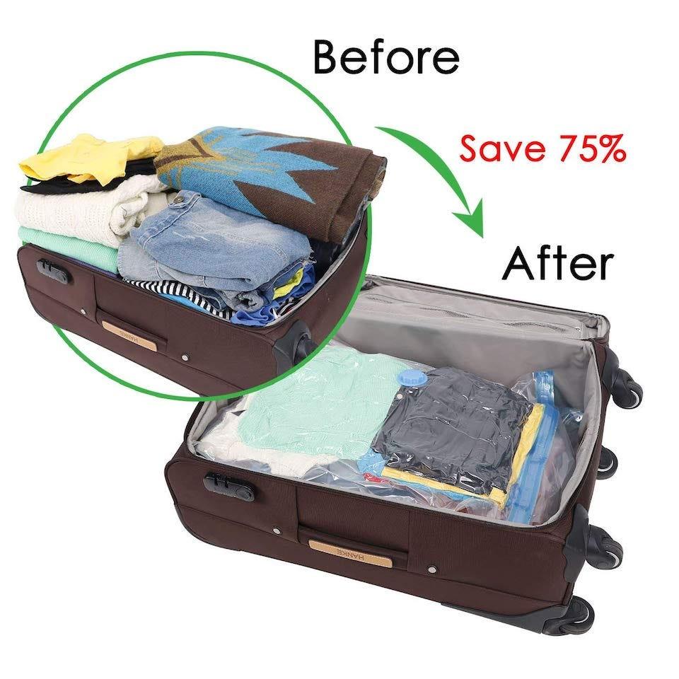 Best vacuum clothes storage bags
