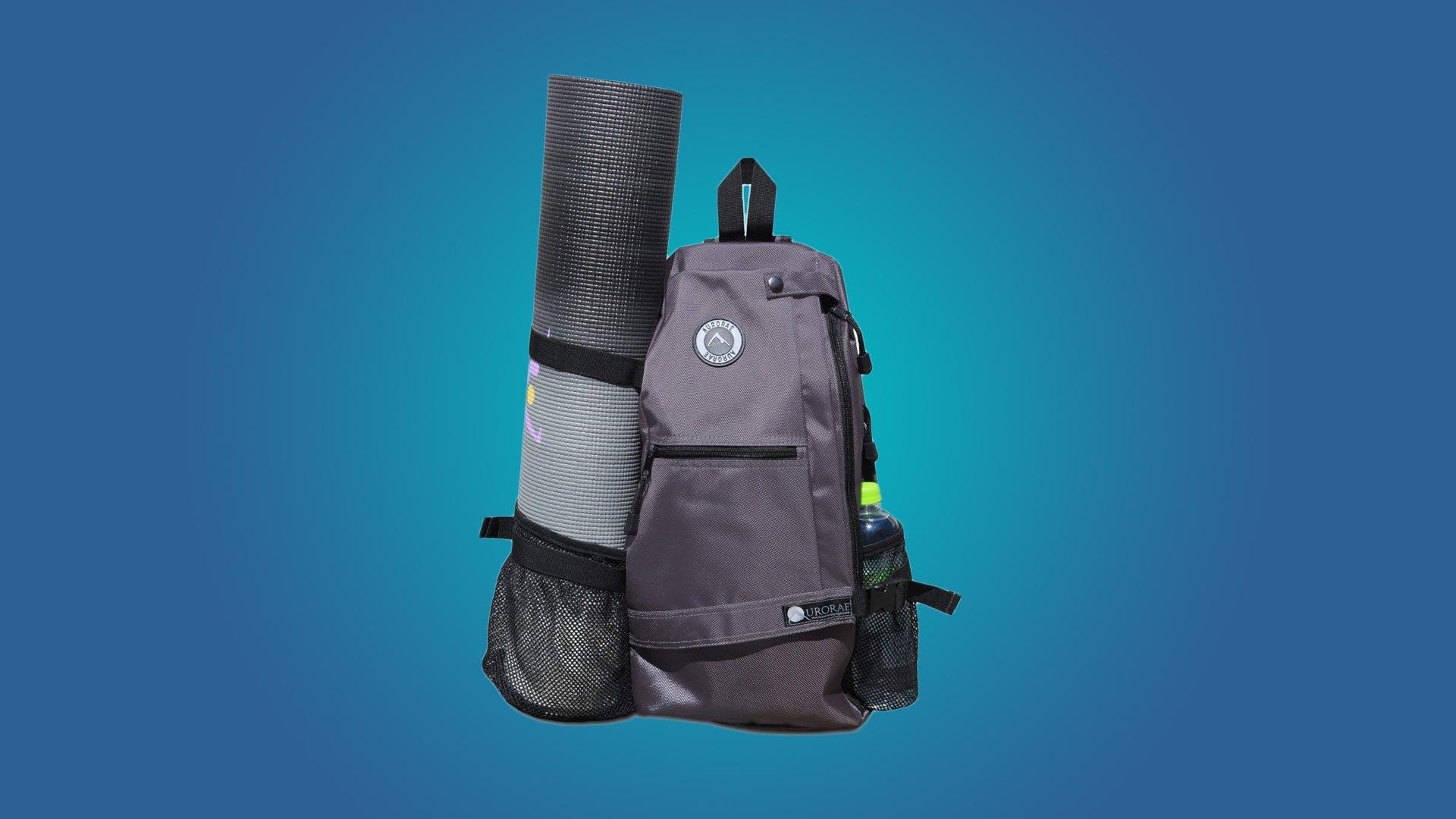 The Best Yoga Mat Bags For Your Mat dd23b1b9fd84b