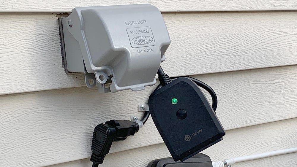 iClever IC-BS06 Wi-Fi-Smart-Plug-Test: Ein Außenstecker, ideal für Weihnachtsbeleuchtung