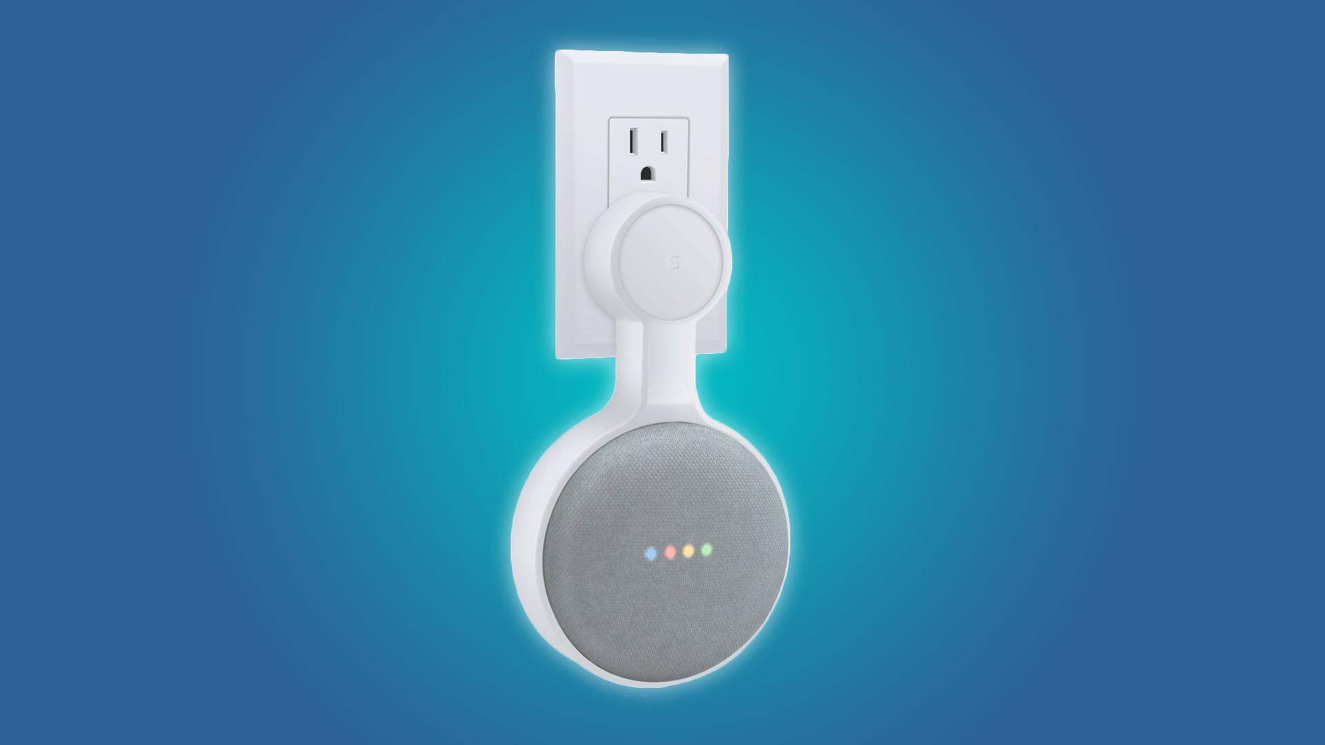 Die besten Google Home Mini-Halterungen für Ihre Outlets, Wände und Decken