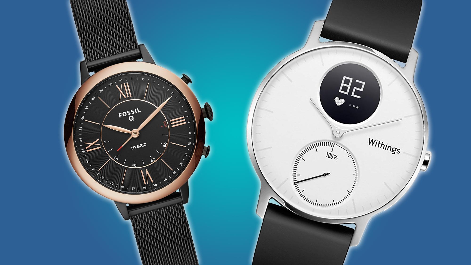Die Besten Hybrid Smartwatches Allinfo