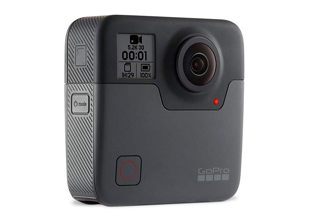 gopro, gopro fusion, sports camera, 360 camera, 360 degree camera