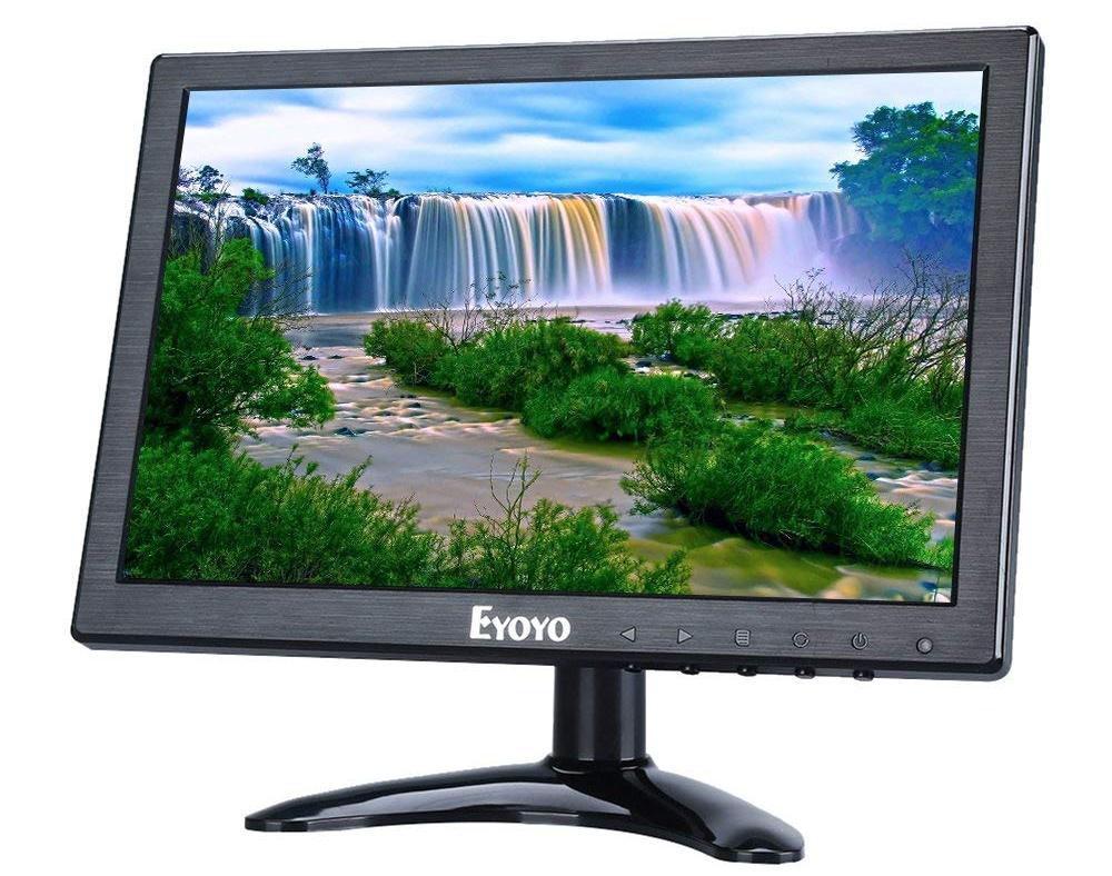 monitor, small monitor, eyoyo, 10-inch,