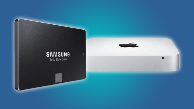 A New SSD Is The Cheap Upgrade Your Old Mac Mini Craves