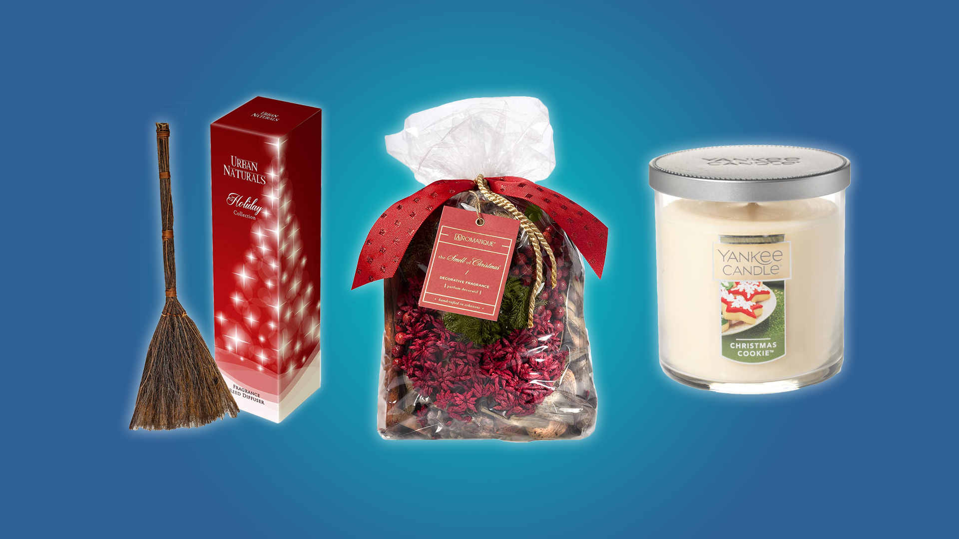The Best Products To Make Your Home Smell Like Christmas