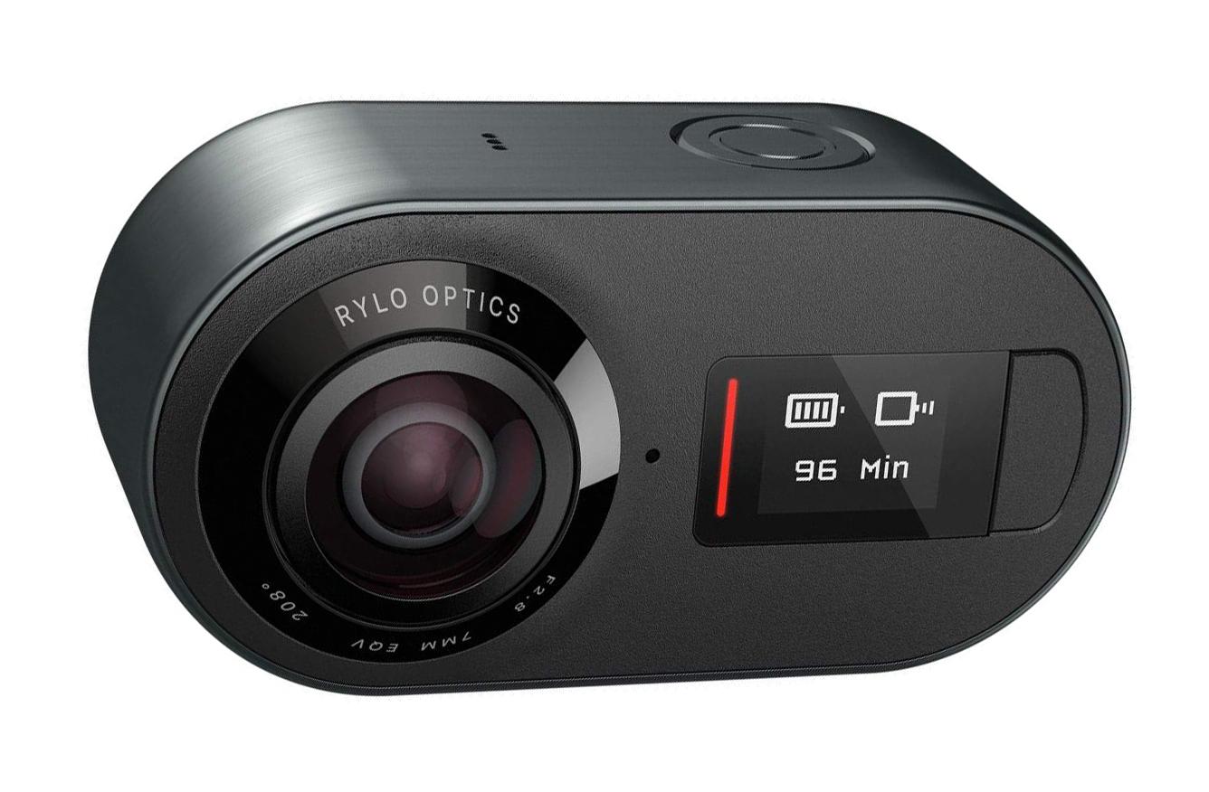 rylo, rylo 360, action camera, camera, vr,