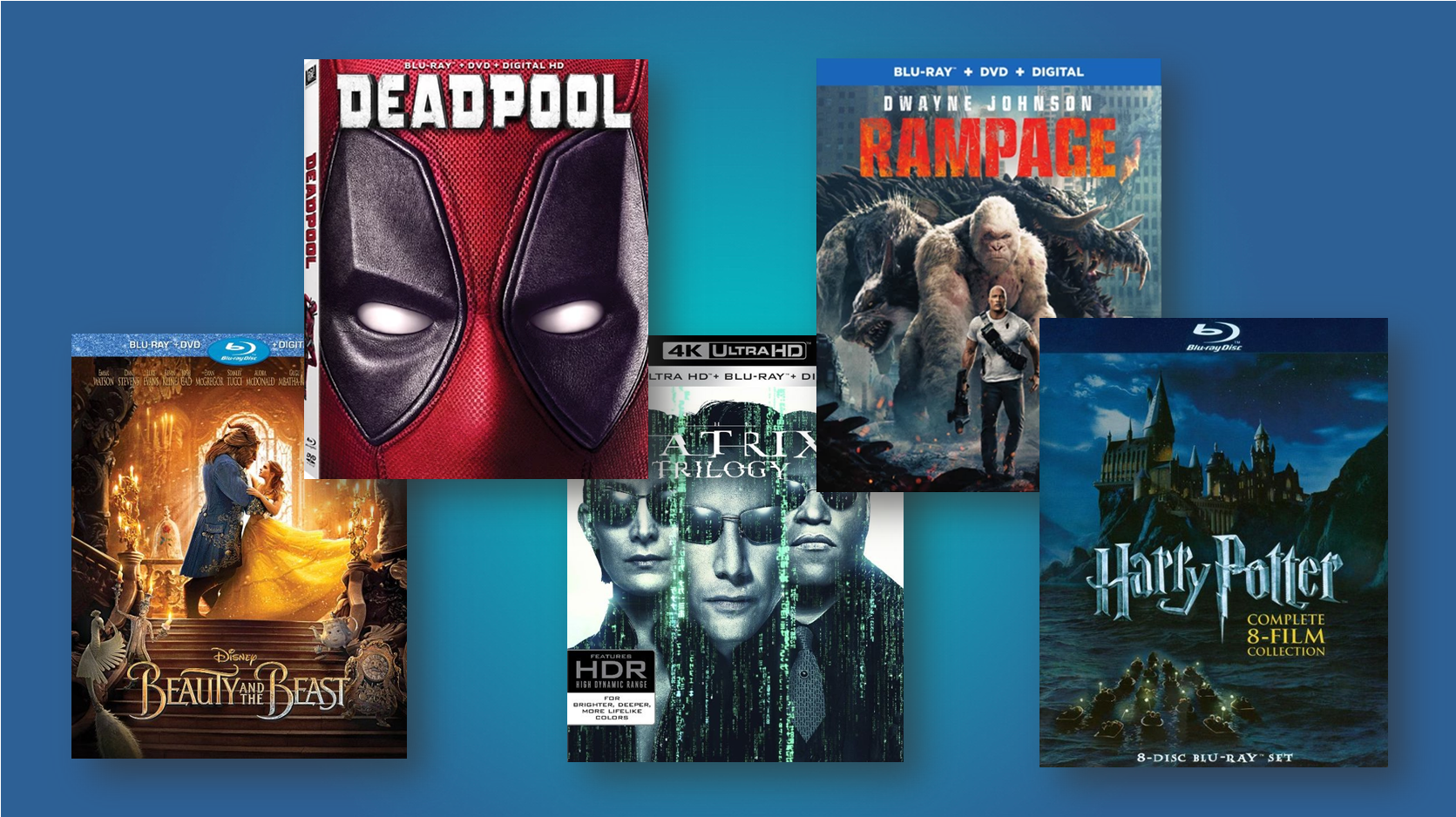 Need stocking-stuffers this Christmas? Check out this list of deals for 4K and Blu-ray movies, shows and box sets from Amazon, Best Buy, Target, ...