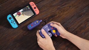8Bitdo's GBros. Adapter Connects Your Classic GameCube Controller to Your Switch or PC