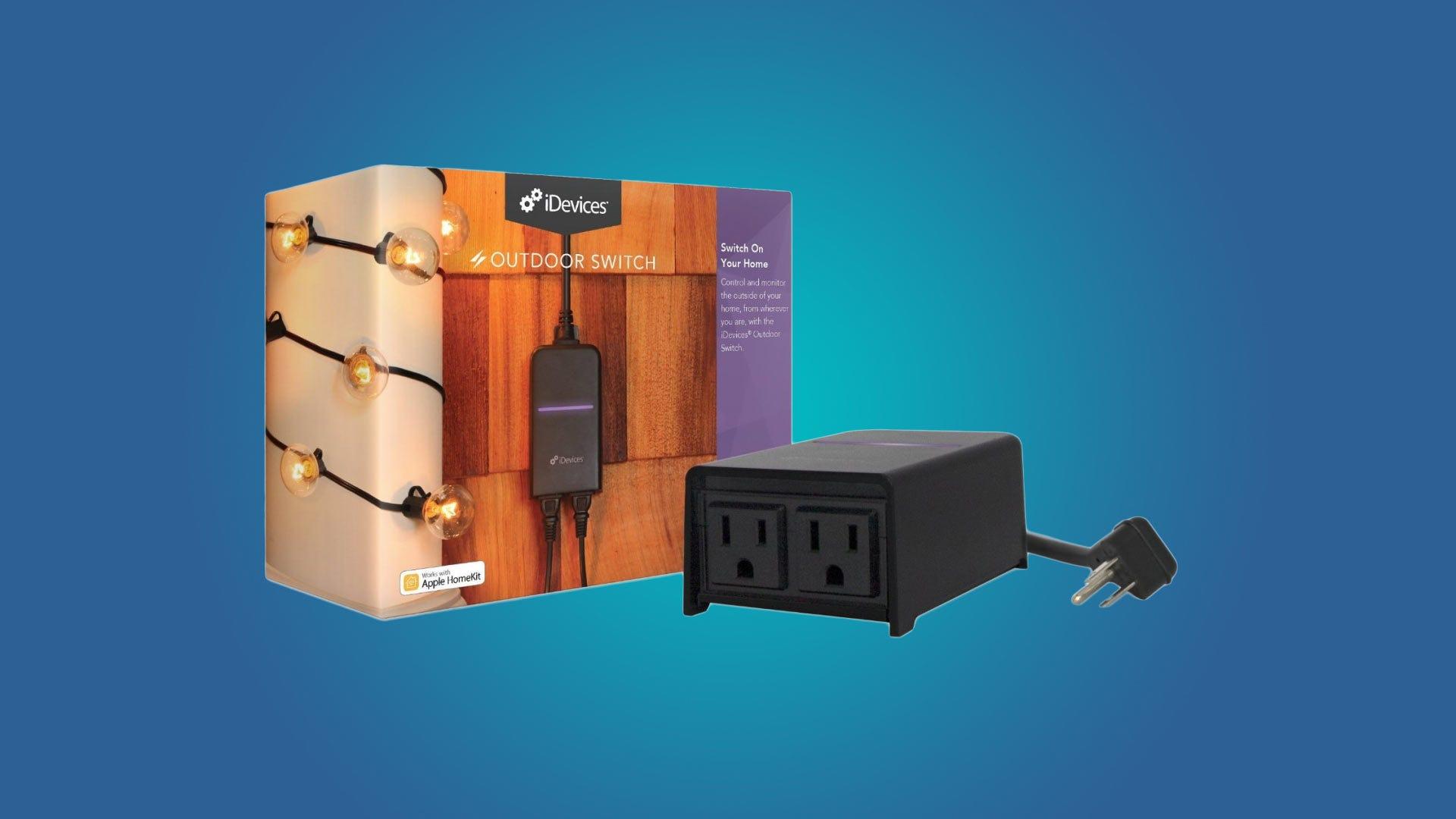 Die besten Outdoor-Smart-Stecker für Weihnachtsbeleuchtung und mehr