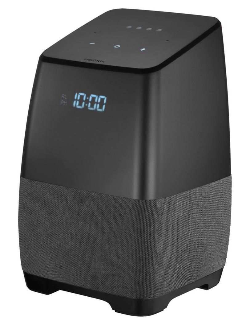 insignia, amazon, alexa, smart speaker, bluetooth, battery,