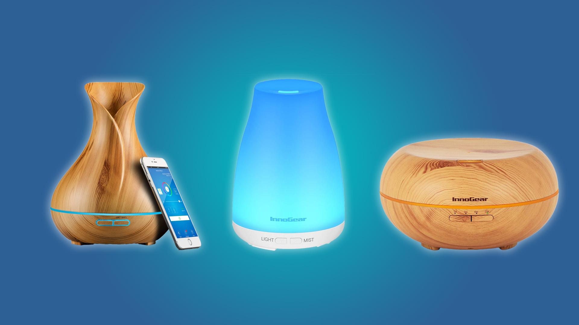 Die besten Aromatherapy Diffusoren zum Auffrischen Ihres Hauses