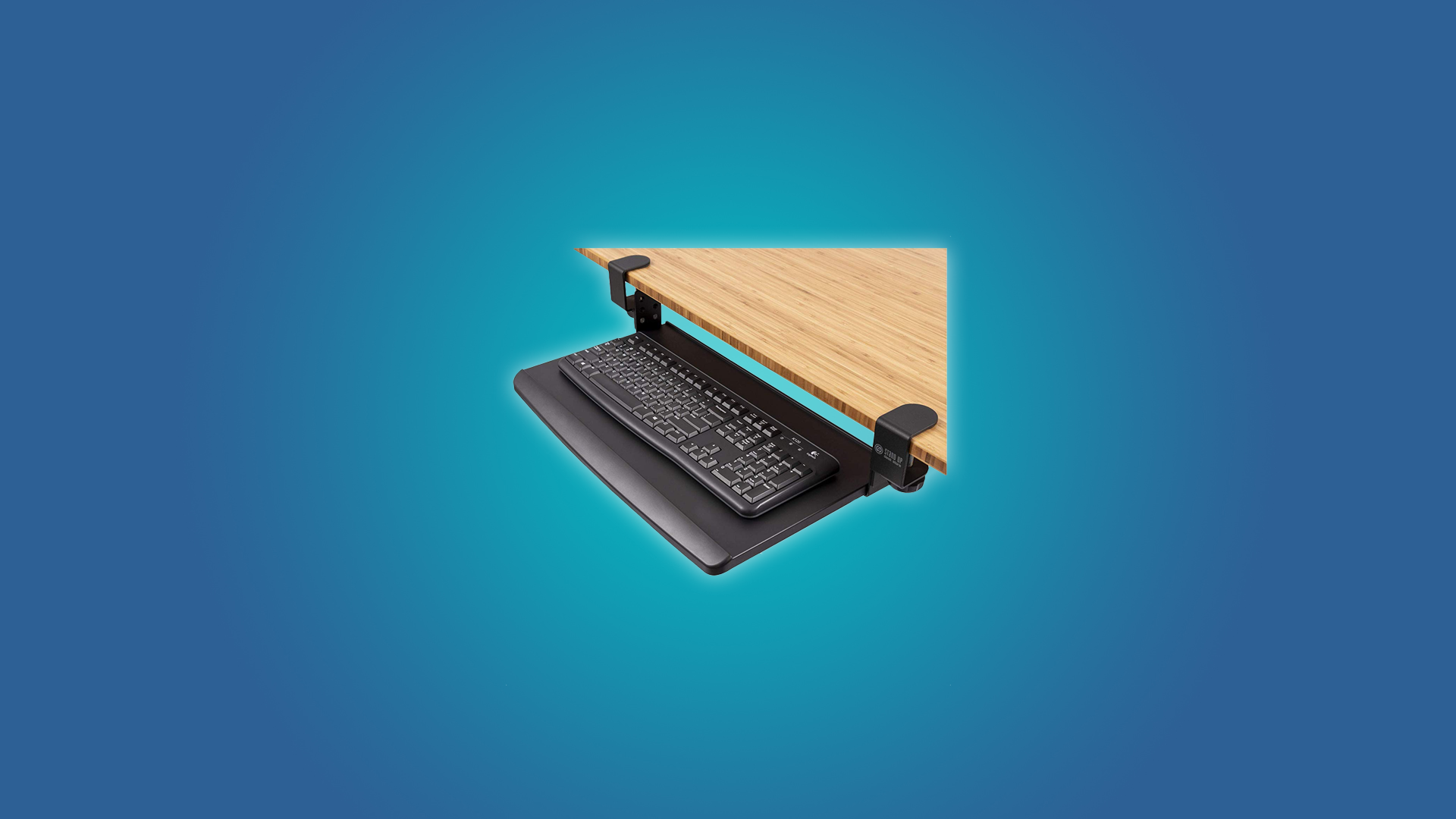 The Best Standing Desk Keyboard Trays Review Geek