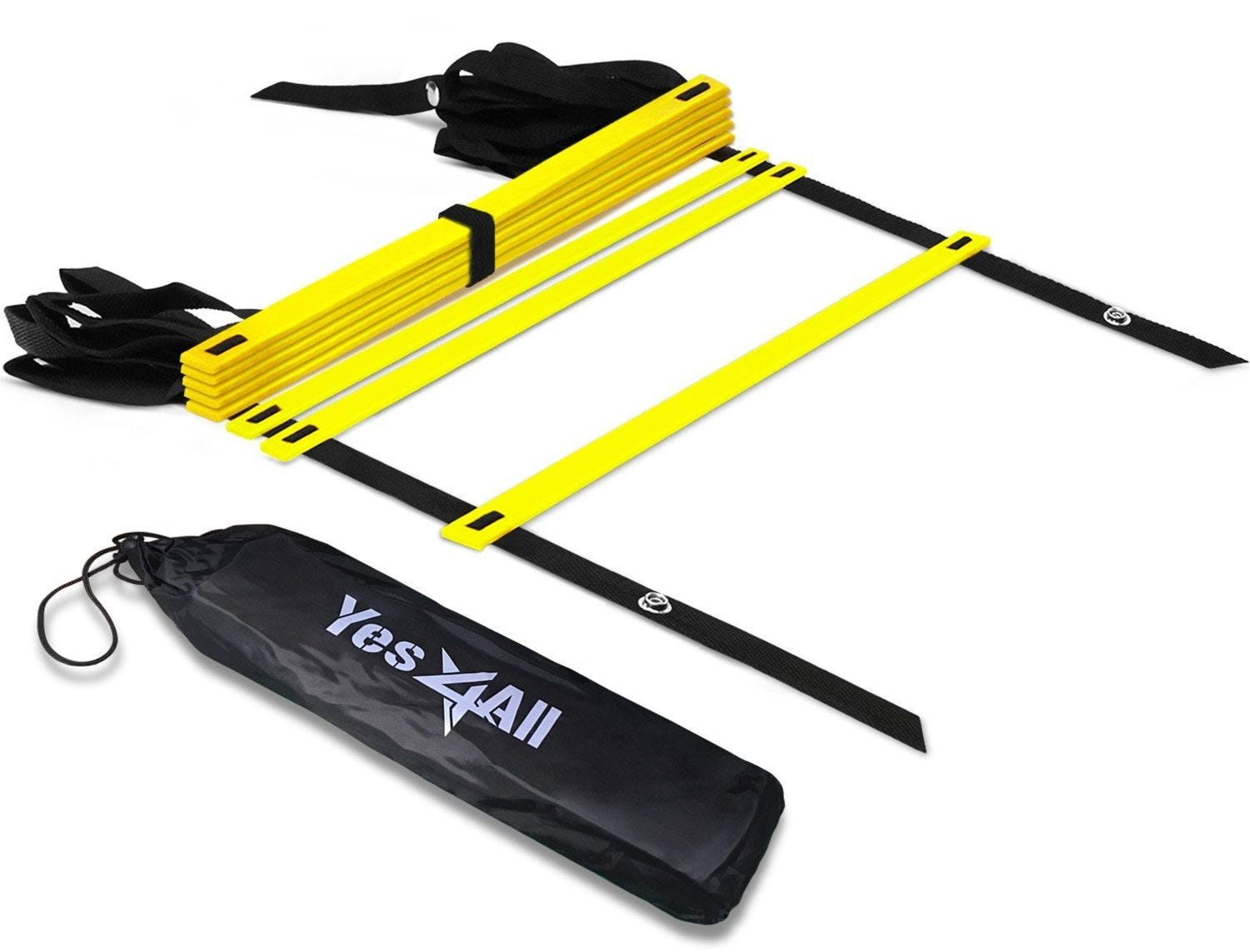 Yes4All yellow agility ladder