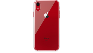 Apple Releases Official iPhone XR Clear Case