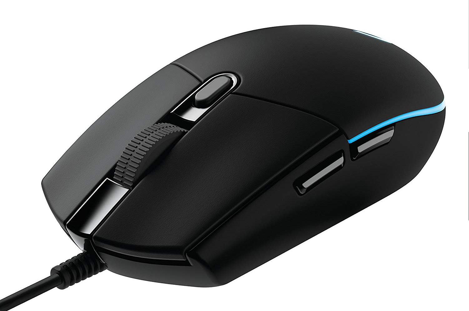 logitech, mouse, gaming mouse, g203, budget,