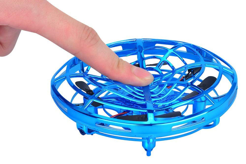 safe, drone, inexpensive, cheap, covered, light, flying ball,
