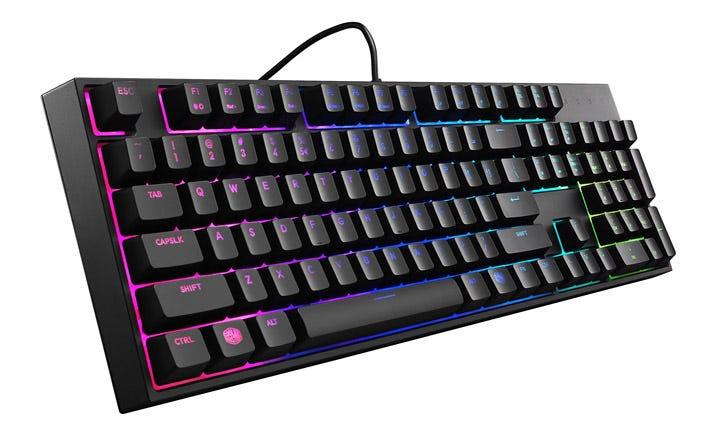 cooler master, keyboard, gaming keyboard, masterkeys,