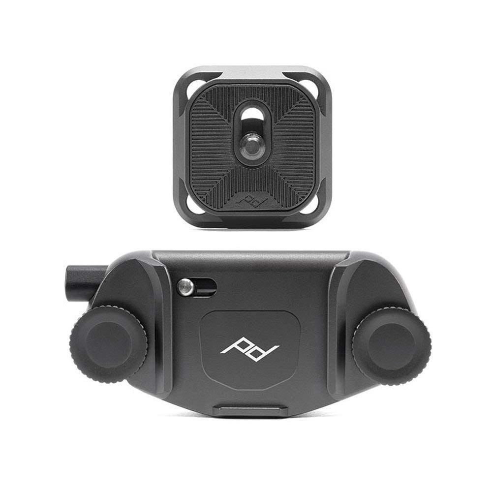 Speed mount for attaching your camera to your backpack straps