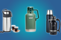 The Best Big Thermoses And Insulated Growlers For Hot And Cold Drinks