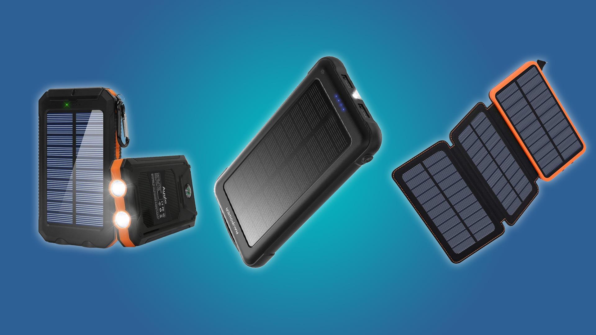 The Best Solar Powered Battery Packs Hackers ʞǝǝƃ