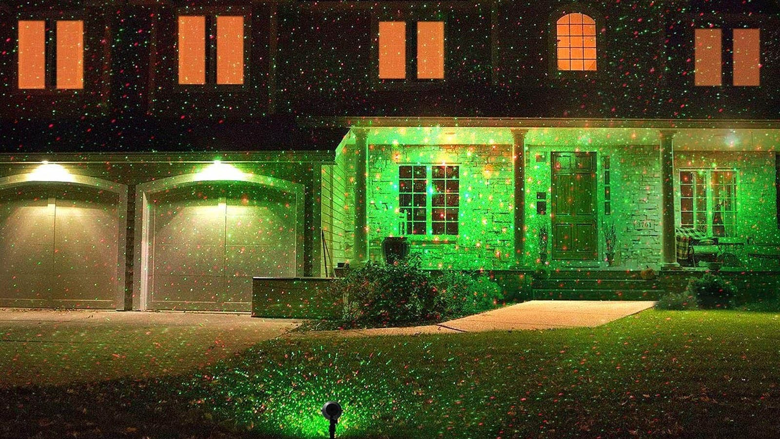 The Best Christmas Projectors And Laser Lights For Illuminating Your House