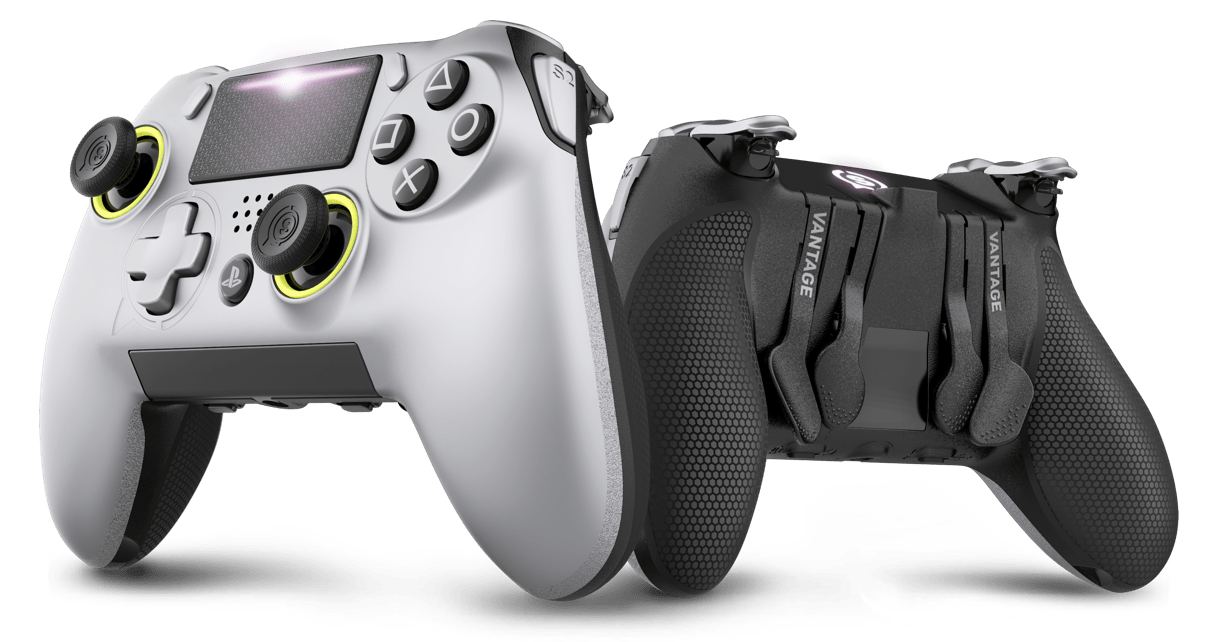 scuf, vantage, controller, pro controller, wireless