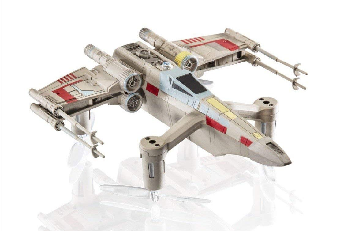 toy, drone, x-wing, star wars, cheap, inexpensive,