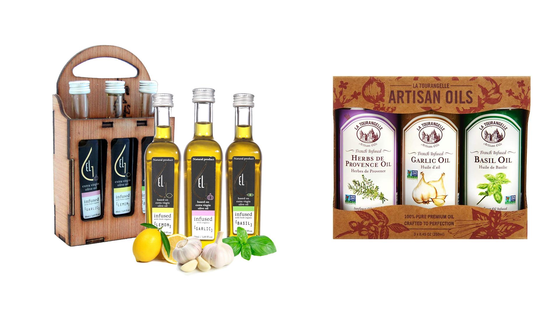 17 Öle und Gewürze für den Feinschmecker in Ihrem Leben