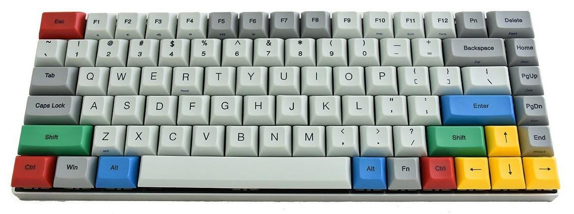 vortex, vortex race 3, race 3, mechanical keyboard, gaming, compact,