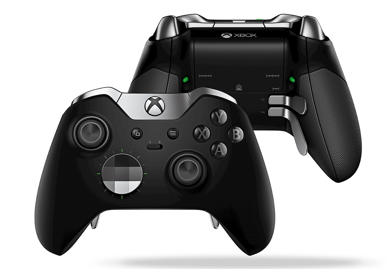 xbox one, elite, elite controller, pro controller, wireless